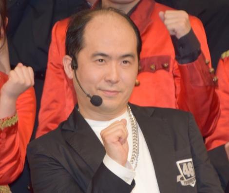 デビューシングル「泣かせてくれよ」発売記念イベントに出席した斎藤司 (C)ORICON NewS inc.