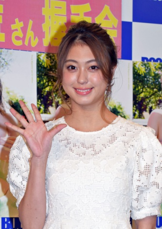 大川藍 (C)ORICON NewS inc.