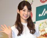 再婚を発表した小倉優子 (C)ORICON NewS inc.