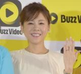 結婚後初の公の場で、笑顔を見せる高橋真麻 (C)ORICON NewS inc.