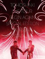 最新ライブDVD『東方神起 LIVE TOUR 〜Begin Again〜 Special Edition in NISSAN STADIUM』
