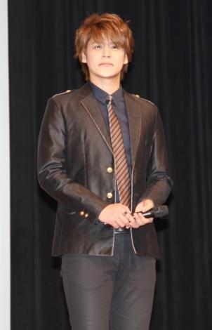 ドラマ『ゆうべはお楽しみでしたね』制作発表会に出席した宮野真守 (C)ORICON NewS inc.