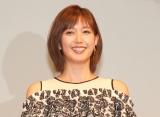ドラマ『ゆうべはお楽しみでしたね』制作発表会に出席した本田翼 (C)ORICON NewS inc.