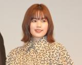ドラマ『ゆうべはお楽しみでしたね』制作発表会に出席した筧美和子 (C)ORICON NewS inc.