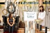 来年1月3日放送の『よく元気でいられますね!?』に出演する(左から)許 冴恵、内田嶺衣奈 (C)フジテレビ