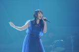 水樹奈々=12月29日放送、NHK・BSプレミアム『アニソン!プレミアム!』(C)NHK