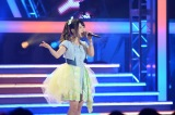 亜咲花=12月29日放送、NHK・BSプレミアム『アニソン!プレミアム!』(C)NHK