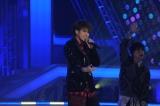 宮野真守=12月29日放送、NHK・BSプレミアム『アニソン!プレミアム!』(C)NHK