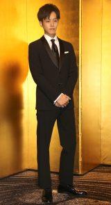 『第31回日刊スポーツ映画大賞』で主演男優賞を受賞した松坂桃李 (C)ORICON NewS inc.