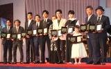 『第31回日刊スポーツ映画大賞』授賞式の模様 (C)ORICON NewS inc.