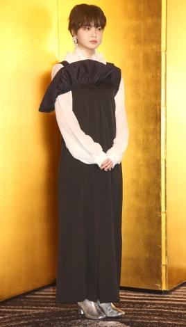 『第31回日刊スポーツ映画大賞』で新人賞を受賞した欅坂46・平手友梨奈 (C)ORICON NewS inc.