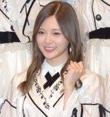 『第69回NHK紅白歌合戦』のリハーサルに参加した乃木坂46白石麻衣 (C)ORICON NewS inc.
