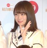 『第69回NHK紅白歌合戦』のリハーサルに参加した乃木坂46秋元真夏 (C)ORICON NewS inc.