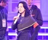 『第69回NHK紅白歌合戦』のリハーサルに参加した坂本冬美 (C)ORICON NewS inc.