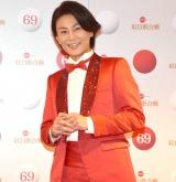 『第69回NHK紅白歌合戦』のリハーサルに参加した氷川きよし (C)ORICON NewS inc.