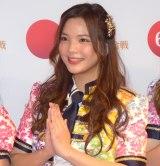 『第69回NHK紅白歌合戦』のリハーサルに参加したBNK48・オーン (C)ORICON NewS inc.