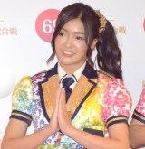 『第69回NHK紅白歌合戦』のリハーサルに参加したBNK48・ジェニス (C)ORICON NewS inc.