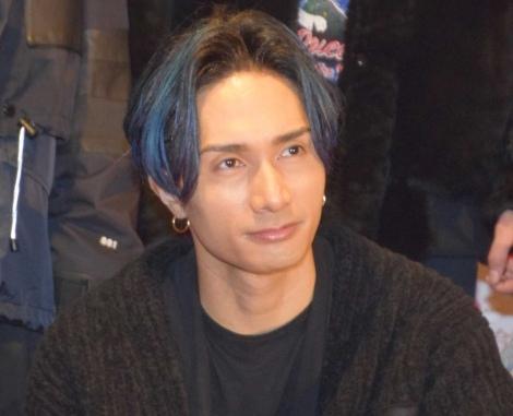 『第69回NHK紅白歌合戦』のリハーサルに参加した橘ケンチ (C)ORICON NewS inc.