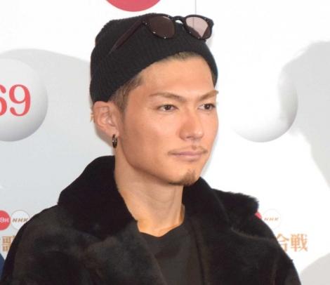 『第69回NHK紅白歌合戦』のリハーサルに参加したEXILE SHOKICHI (C)ORICON NewS inc.