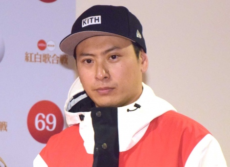 『第69回NHK紅白歌合戦』のリハーサルに参加した山下健二郎 (C)ORICON NewS inc.