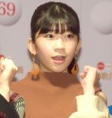 『第69回NHK紅白歌合戦』のリハーサルに参加したLittle Glee Monster・manaka (C)ORICON NewS inc.