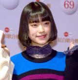 『第69回NHK紅白歌合戦』のリハーサルに参加したLittle Glee Monster・アサヒ (C)ORICON NewS inc.
