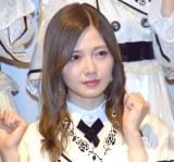 『第69回NHK紅白歌合戦』のリハーサルに参加した乃木坂46・白石麻衣 (C)ORICON NewS inc.