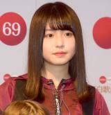 『第69回NHK紅白歌合戦』のリハーサルに参加した欅坂46・長濱ねる (C)ORICON NewS inc.