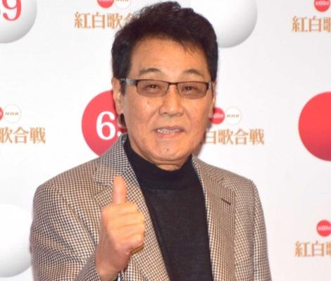 『第69回NHK紅白歌合戦』のリハーサルに参加した五木ひろし(C)ORICON NewS inc.