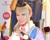 『第69回NHK紅白歌合戦』のリハーサルに参加した刀剣男士・今剣(大平峻也) (C)ORICON NewS inc.