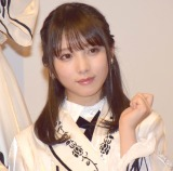 『第69回NHK紅白歌合戦』のリハーサルに参加した乃木坂46・与田祐希 (C)ORICON NewS inc.