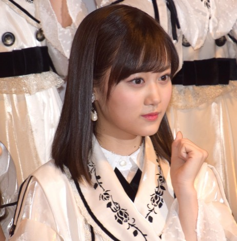 『第69回NHK紅白歌合戦』のリハーサルに参加した乃木坂46・山下美月 (C)ORICON NewS inc.