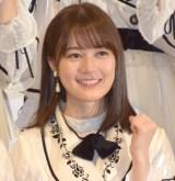 『第69回NHK紅白歌合戦』のリハーサルに参加した乃木坂46・生田絵梨花 (C)ORICON NewS inc.