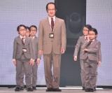 『第69回NHK紅白歌合戦』で行われる「夢のキッズショー」のリハーサルに参加した内村光良 (C)ORICON NewS inc.
