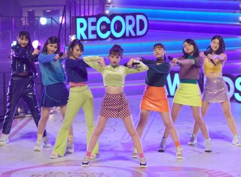 『第60回日本レコード大賞』で優秀新人賞に選ばれたChuning Candy (C)ORICON NewS inc.