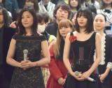 (左から)桑子真帆アナ、広瀬すず=『第69回NHK紅白歌合戦』リハーサル2日目より (C)ORICON NewS inc.