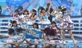 『第69回NHK紅白歌合戦』のリハーサルに参加したAqours (C)ORICON NewS inc.
