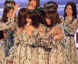 大賞受賞の喜びを分かち合った乃木坂46=『第60回日本レコード大賞』 (C)ORICON NewS inc.
