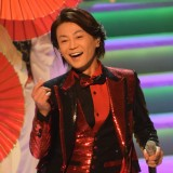 「勝負の花道」を披露した氷川きよし=『第60回日本レコード大賞』 (C)ORICON NewS inc.