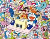 村上隆「あんなこといいな出来たらいいな」(部分)(C)2017 Takashi Murakami/Kaikai KikiCo.,Ltd.All Rights Reserved.(C)Fujiko-Pro