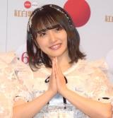『第69回NHK紅白歌合戦』のリハーサルに参加したAKB48・向井地美音 (C)ORICON NewS inc.