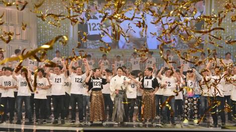 『第69回NHK紅白歌合戦』に出場した三山ひろし (C)ORICON NewS inc.