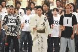 けん玉決めてドヤ顔三山ひろし=『第69回NHK紅白歌合戦』リハーサル (C)ORICON NewS inc.