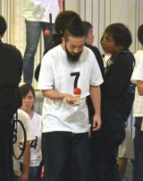 『第69回NHK紅白歌合戦』のリハーサルに参加した (C)ORICON NewS inc.