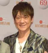 『第69回NHK紅白歌合戦』のリハーサルに参加した北山たけし (C)ORICON NewS inc.