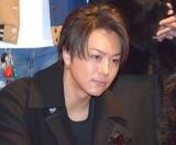 『第69回NHK紅白歌合戦』のリハーサルに参加したEXILE TAKAHIRO (C)ORICON NewS inc.