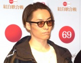 『第69回NHK紅白歌合戦』のリハーサルに参加したEXILE TETSUYA (C)ORICON NewS inc.