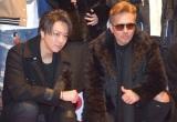 『第69回NHK紅白歌合戦』のリハーサルに参加した(左から)TAKAHIRO、ATSUSHI (C)ORICON NewS inc.