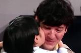 寺田心、ココリコ田中に毒舌&ほっぺにキス