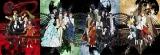 『文豪ストレイドッグス』第1〜3期のキービジュアル (C)朝霧カフカ・春河35/KADOKAWA/2019文豪ストレイドッグス製作委員会